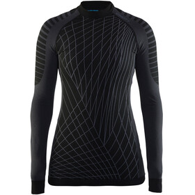 Craft Active Intensity Crew Neck LS Women Black/Granite